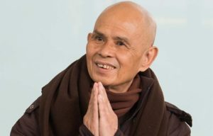 Thich Nhat Hanh - Moine bouddhiste
